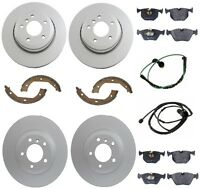 Bmw E46 330xi 2001-2005 Front And Rear Complete Brake Kit Best Value on sale