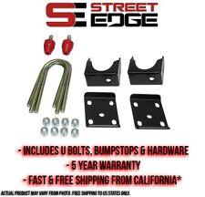 "Street Edge 88-98 Chevy Silverado/C-1500/GMC Sierra 2WD 6"" Rear Flip Kit"