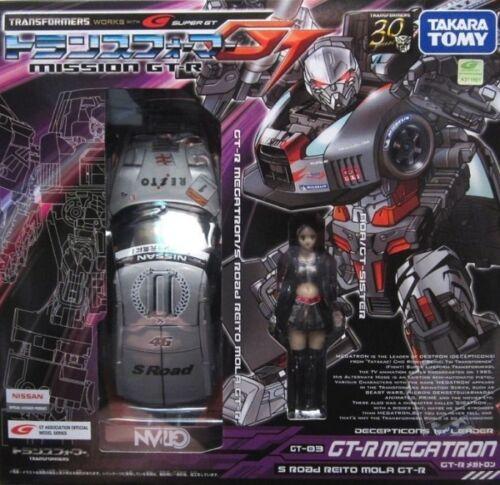 Transformers Super GT Mission Nissan Skyline GTR GT-03 GT-02 GT-04 Figure SALE
