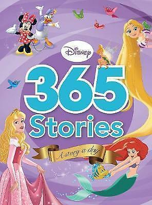 "1 of 1 - ""VERY GOOD"" Disney 365 Stories: A Story a Day, Parragon Books Ltd, Book"
