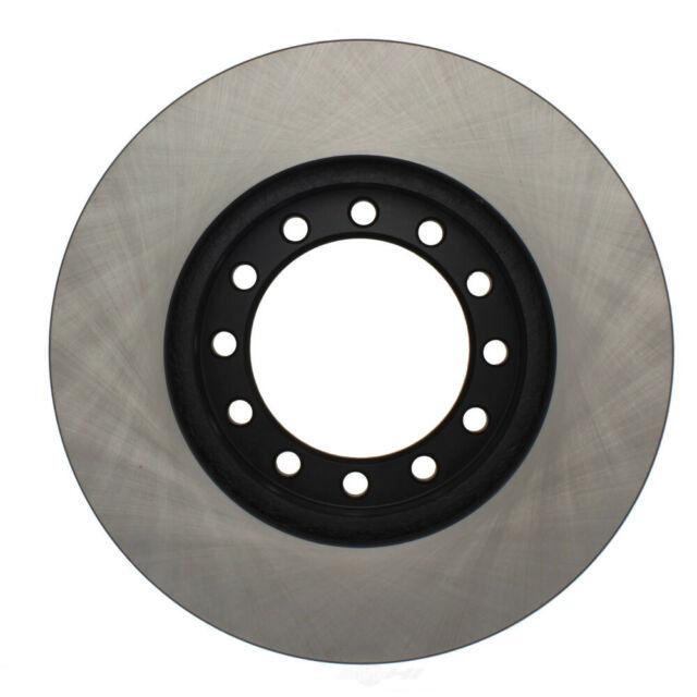 Disc Brake Rotor-Premium Disc Preferred Front Centric 120.43016