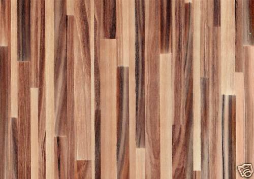 1.5m X 65cm BROWN ROSEWOOD BLOCK WOOD WOODGRAIN STICKY BACK PLASTIC VINYL FILM