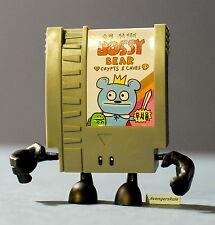 Mini 10-Doh! Series 2 David Horvath Bossy Bear 2/20 Rarity