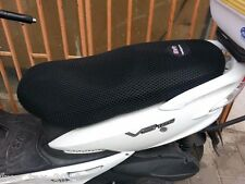 BLACK SEAT COVER SIT & FLY FOR SYM VS 125 GILERA RUNNER 125 180 KYMCO MOVIE 125