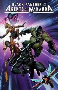 Black-Panther-and-the-Agents-of-Wakanda-1-Marvel-Comics-1st-Print-2019-New-NM