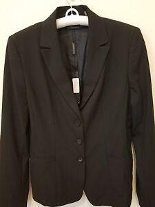 328 Jacket Sort Tahari Størrelse Nwt Elie 8 fUqx7Ewt