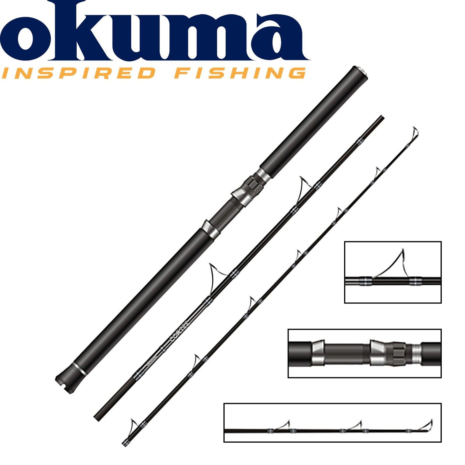 OKUMA Cortez pilkrute 198cm 20-30lbs 20-30lbs 20-30lbs - stivali stadia per Pilk-E NATURA esche A PESCA fa7030