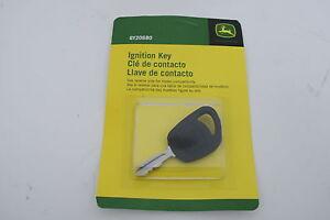 Genuine-John-Deere-Ignition-Key-GY20680-Ride-on-Mower-X739-X750-X754-X758-X950R