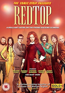 THE-COMIC-STRIP-PRESENTS-RED-TOP-DVD-NUOVO
