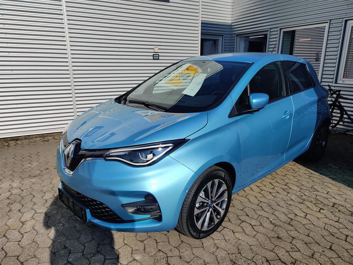 Renault Zoe  Intens 5d