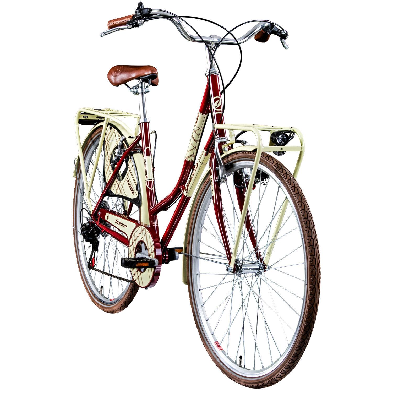 Hollandrad 700c women Bicicletta Citybike da 28   Galano Caledonia Bici