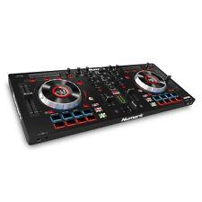 Numark Mixtrack Platinum Quad Deck USB Professional DJ Controller inc Warranty