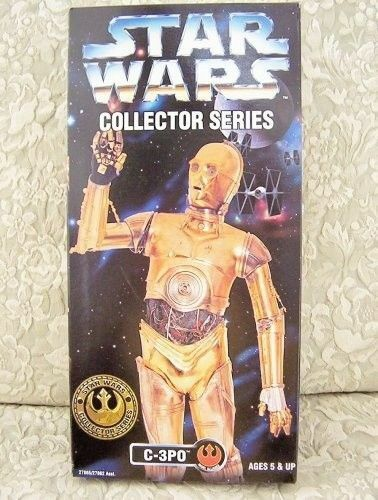 Star wars - serie 30cm action - figur - c - 3po.neue