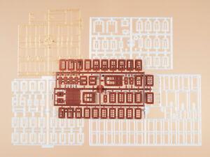 BNIB-48648-OO-HO-Gauge-Windows-Frames-doors-Auhagen