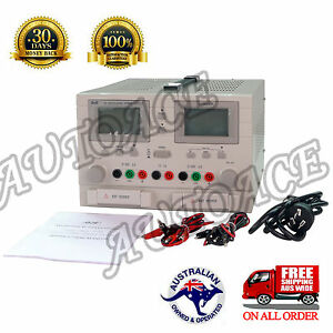 LCD-Dual-Output-Variable-Adjustable-Linear-DC-Power-Supply-30V-5A-Bench-top-OZ