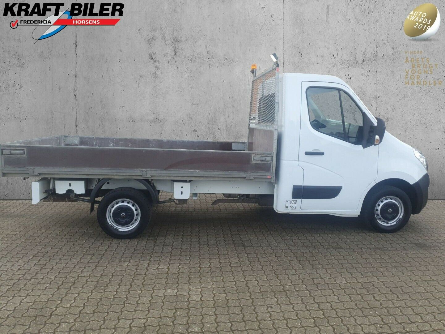 Billede af Opel Movano 2,3 CDTi 136 Chassis L3