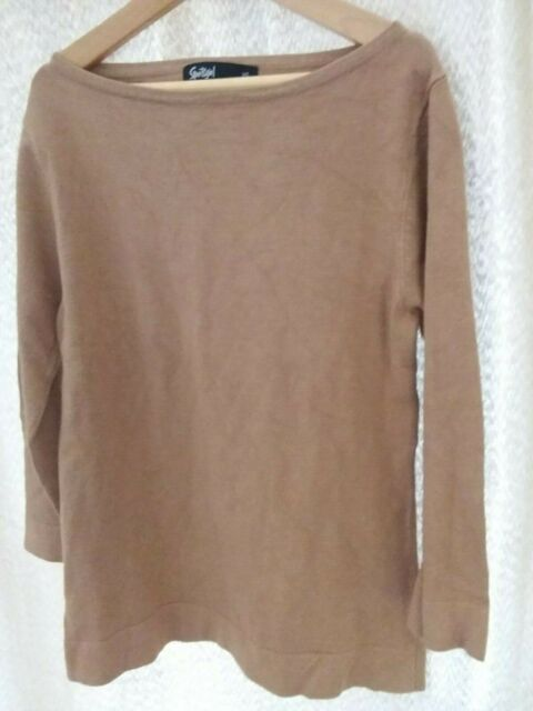 Sportsgirl jumper XS bone tan size 8 womens ladies top
