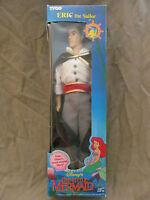 Brand Disney's Ariel The Little Mermaid Tyco Eric The Sailor Doll 1805