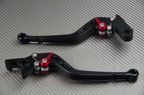 levier leviers levers long CNC noir black Honda ST1300 1300 PAN EUROPEAN 2003-07