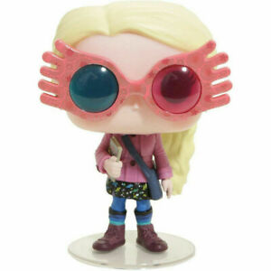 New Harry Potter Luna Lovegood with Glasses #41 Vinyl Figure (With Box)