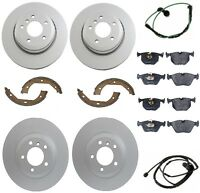 Bmw E46 330i 2001-2005 Front And Rear Complete Brake Kit Best Value on sale