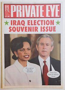 PRIVATE-EYE-1125-W-E-17-February-2005-George-Bush-Condoleezza-Rice