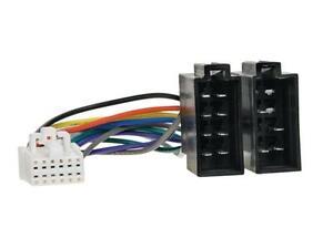 Radio Anschluss Kabel für Panasonic Autoradios, 12-polig auf ISO   eBay