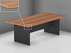 Scrivania Ufficio Immagini : Tavolo riunione scrivania ufficio legno l xp xh mobili per
