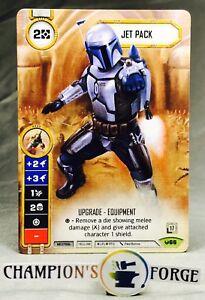 Star Wars Destiny Legacies Veteran Stormtrooper #13 Rare Promo Full Art