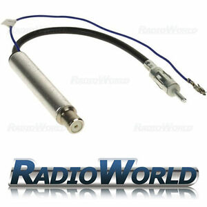 PC5-90-Volkswagen-VW-Audi-Seat-Amplified-ISO-DIN-Aerial-Adaptor