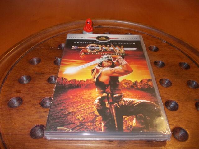 Conan il distruttore    Dvd ..... Nuovo
