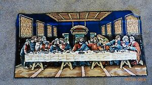 The Last Supper Wall Art the last supper tapestry wall hanging the lord's supper wall art