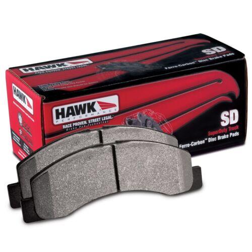 Hawk SuperDuty Disc Brake Pads HB590P.682