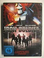 IRON SOLDIER - DVD - OVP
