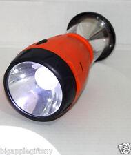 DUAL Function Hand Crank LED Lantern Camping Work Light Flashlight NO Battery