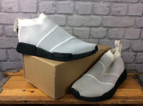 44 Rrp Primeknit 2 180 Uk da Scarpe Adidas ginnastica Uomo Gore Eu Nmd 10 Bianco £ 3 Cs1 tex XqaxIw7Bx