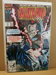 Marvel-Comics-Dark-Hawk-Darkhawk-Lot-9-12-amp-11