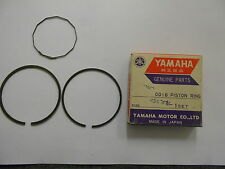 GENUINE YAMAHA RD500LC TZR125 TZR250 STANDARD PISTON RINGS 2MA-11610-00 NOS