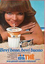 Pubblicità AdvertisingWerbung 1977 ESTATHE' FERRERO