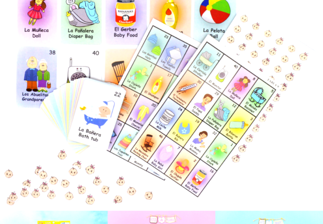 Alandra Baby Shower Cards Memory Game For Sale Online Ebay