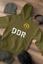 Sweat à capuche DDR Allemagne de l/'est Football Style Kit Militaire Vert Haut à Capuche WW2