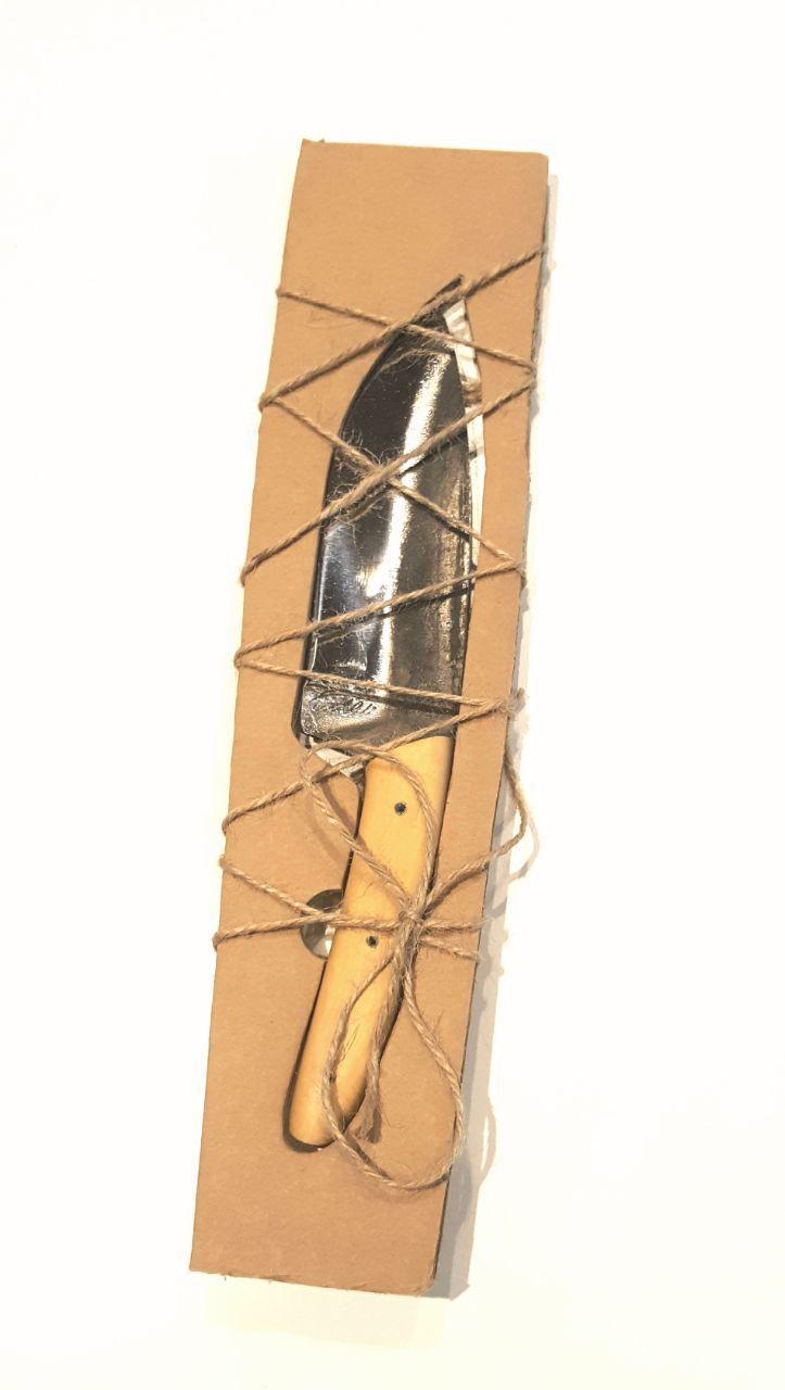Malle W. Trousseau Küchenmesser Ceccaldi Carbonstahl mit mit mit Olivenholzgriff 25cm | Die erste Reihe von umfassenden Spezifikationen für Kunden  290d04