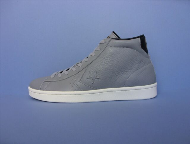 united kingdom free delivery 100% genuine CONVERSE PRO LEATHER 76 JOHN HARVARD MENS MID/ HIGH TOP TRAINERS UK SIZE 6  - 12