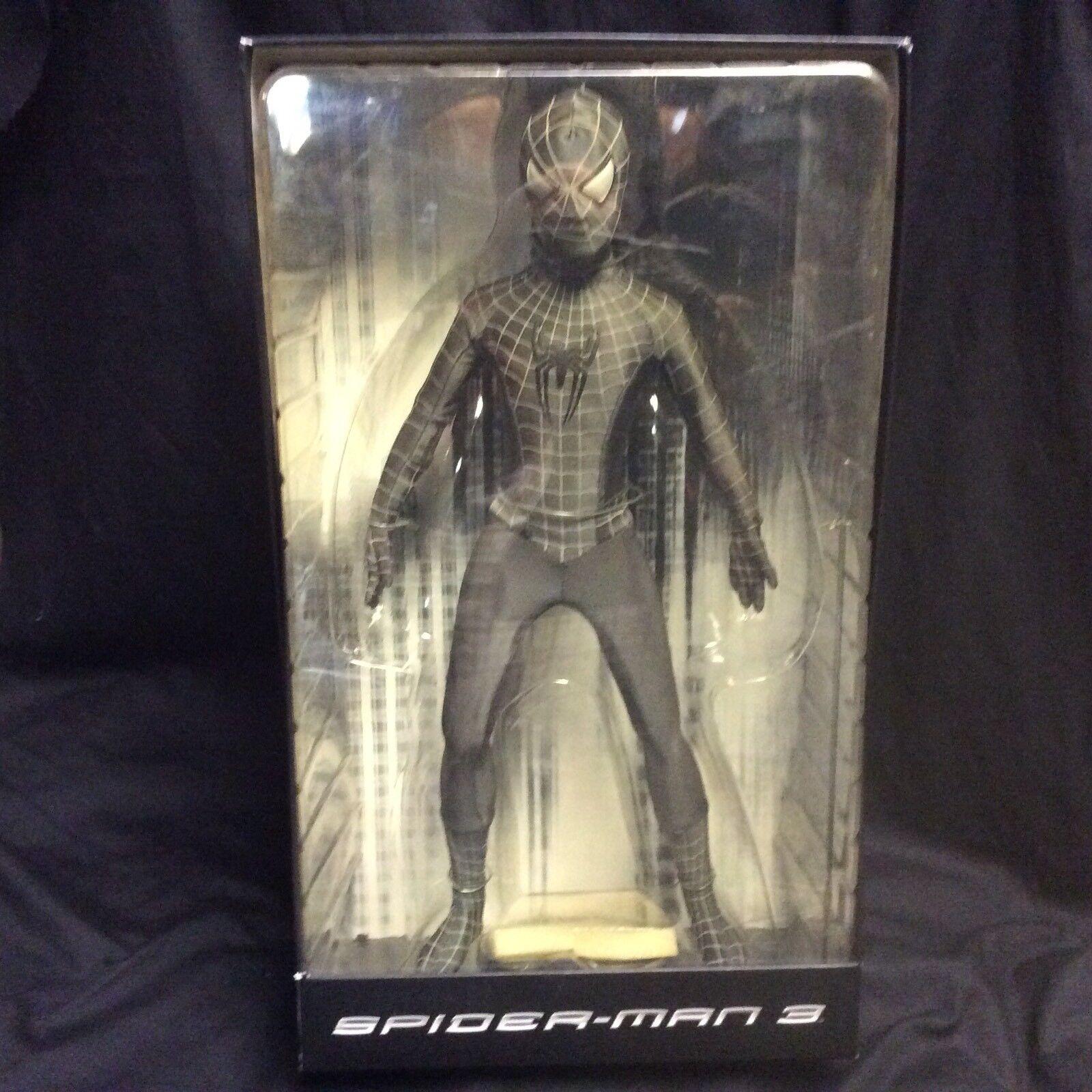 SPIDER-MAN 3 toner Costume Noir RARE 17  action figure Venom