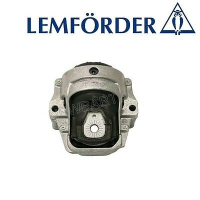 For Audi A4 Quattro A5 Quattro 3.2L Driver Left Engine Motor Mount OEM Lemforder