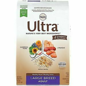 Nutro Ultra Dog Food >> Nutro Ultra Adult Dry Dog Food Large Breed Standard 30 Lbs 2day Ship