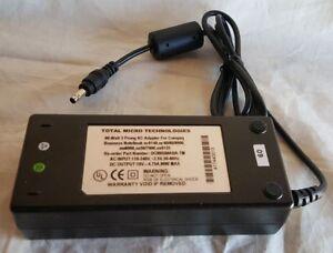 Total-Micro-Technologies-90-Watt-3-Prong-AC-Adapter-for-Compaq-nc6140-nc-40-60