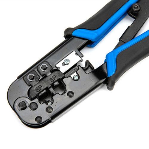 RJ45 Crimper Tool RJ11 CAT5e CAT6 Cable Crimping Tool Network Pliers Tool PVCA