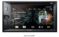 "Sony XAV-650BT 6.2"" Double Din Car Stereo CD DVD MP3 Bluetooth iPod Android"
