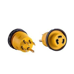 TruePower ARV50M30F 50A male to 30A female locking adapter